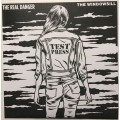 The Real Danger/ The Windowsill - Split 7 inch TEST PRESS
