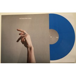 This Routine Is Hell - Howl LP - 2nd press Blue vinyl/100