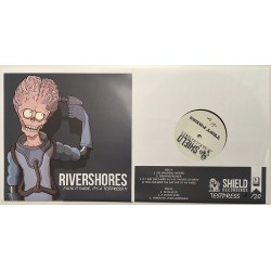 Rivershores - Fuck it dude, let's get wasted 10 inch - TEST PRESS