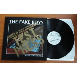 The Fake Boys - Please, don't go home LP TEST PRESS