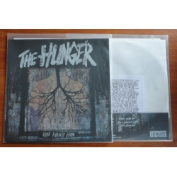 The Hunger - Hope against Hope 12 inch Screen print cover