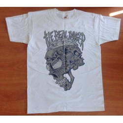 "The Real Danger ""Skull"" Shirt (Grey print)"