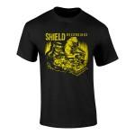 Shield Recordings T-shirt (Black)