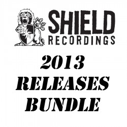 Shield Recordings 2013 releases bundle