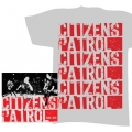 Citizens patrol - 2006 - 2011 discography CD + Shirt Package deal